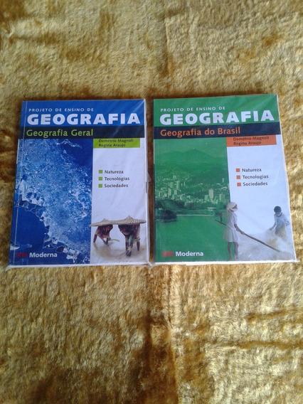 Geografia Geral E Do Brasil ( Demétrio Magnoli )