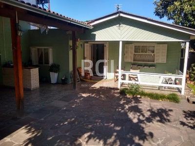 Casa Em São Jorge Com 3 Dormitórios - Vr28404