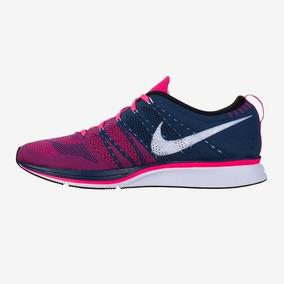 03843311efa Tênis Para Corrida Nike Flyknit Trainer 2 Tamanho 34 Origina