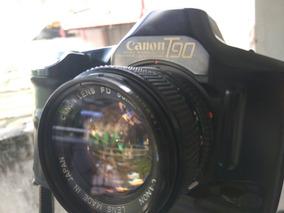 Baixei Pra Vender! Canon T90. 500,00