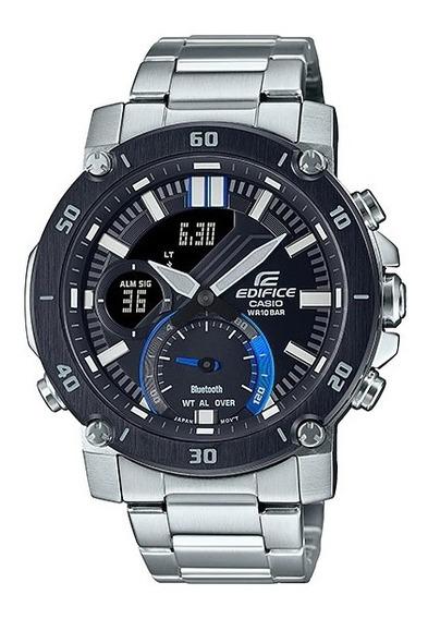Reloj Casio Edifice Bluetooth Enlace Móvil Ecb-20db-1acr