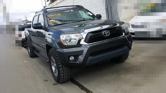 Vendo Toyota Tacoma De Oportunidad