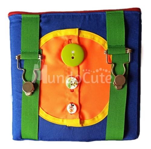 Imagen 1 de 5 de Cubo Vida Montessori Material Did - Unidad a $69900