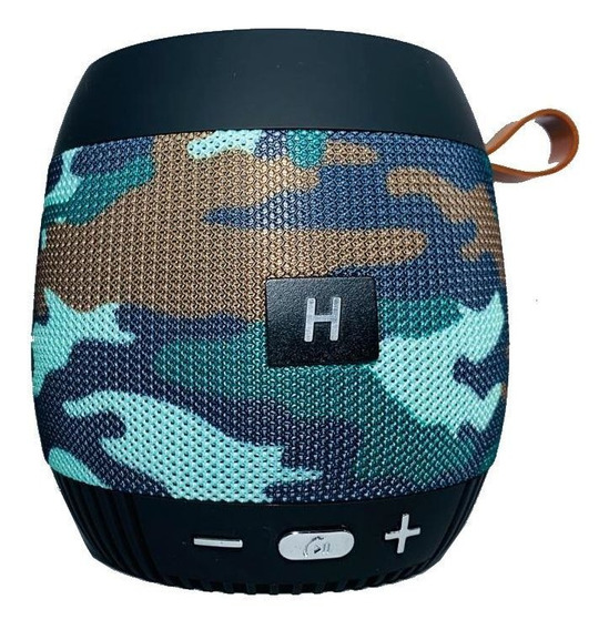Caixa De Som Bluetooth Dv 07