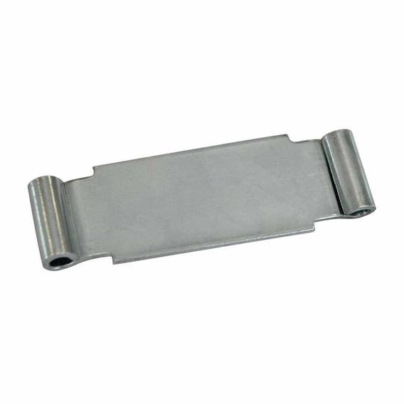 Chapa Mola Limitador Porta Tras (baú) Fiorino Furgão 85 A 12