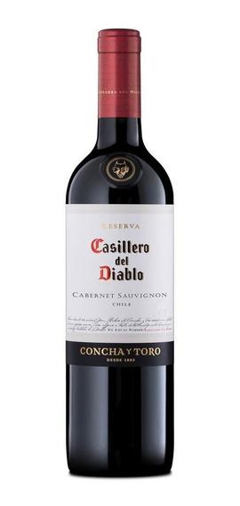 Vino Casillero Del Diablo Reserva 2018
