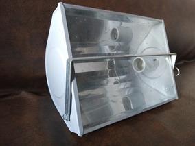 Refletor Retangular E40 , 40x30x20 , Ler A Descrição ! ®