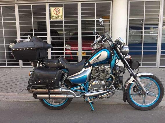 Moto Renegada 200, Barata $2