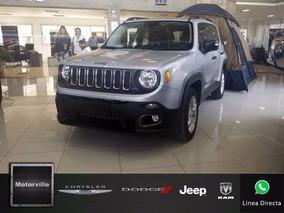 Jeep Renegade Sport Wild (my18) ¡ Nueva Linea 0 Km 1.8 !
