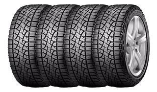Combo X4 Neumaticos Pirelli 235/75r15 S-atr 110s Cuotas