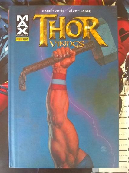Thor Vikings Panini Seminovo