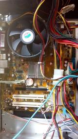 Placa Mae Ddr2 Pos-ag32ap + Processador Core 2 Duo E5700