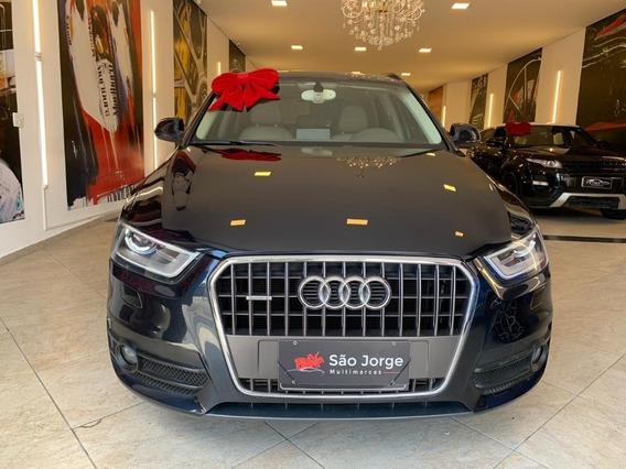 Audi Q3 -ambiente - 2014