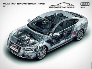 Audi A7 3.0 Tfsi Sportback V6 Gasolina 4p Automático