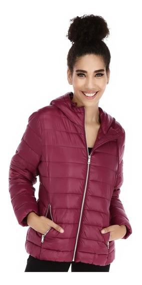 Chamarra Para Mujer Alysh Energy T50685 Color Bugambilia Xs