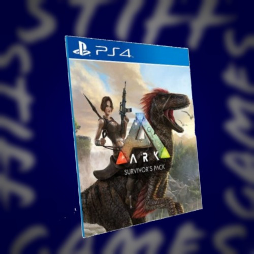 Ark Survivel Evolved Ps4 Digital Primaria