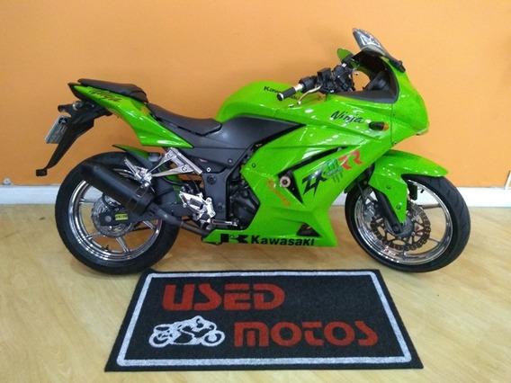 Kawasaki Ninja 250 R 2009 Verde