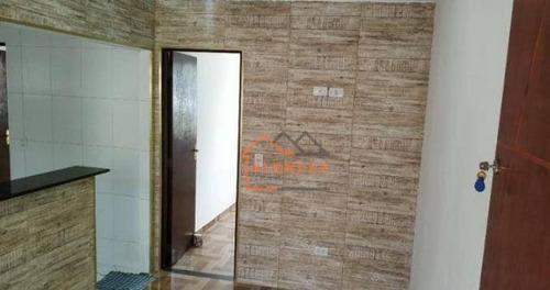 Imagem 1 de 19 de Apartamento Com 2 Dormitórios À Venda, 48 M² Por R$ 169.000,00 - Conjunto Residencial José Bonifácio - São Paulo/sp - Ap0185