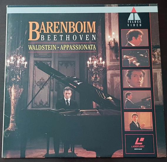 Ld Daniel Barenboim Beethoven Waldstein Apassionata Sonatas