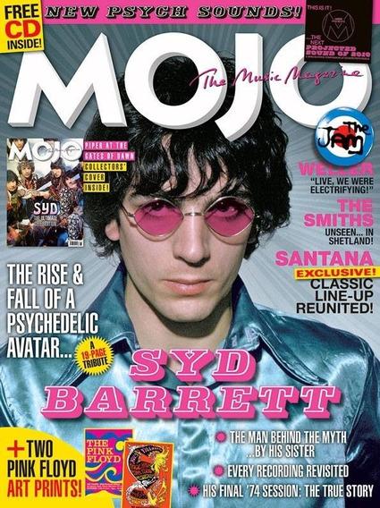 Mojo Revista Britânica - Syd Barrett