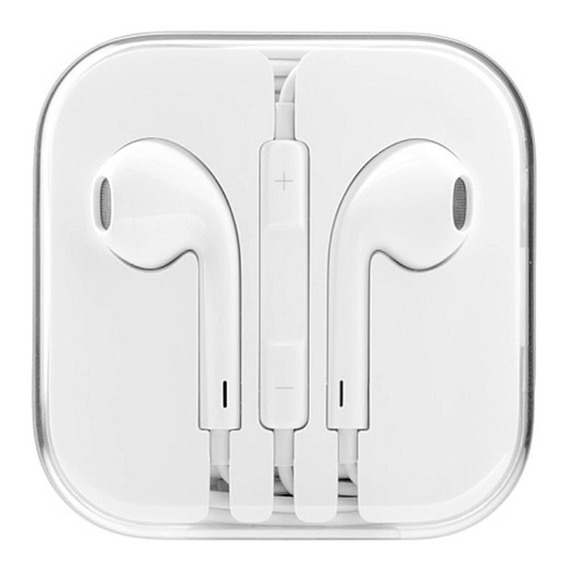 Audifonos Earpods iPhone iPad iPod Shuffle Manos Libres