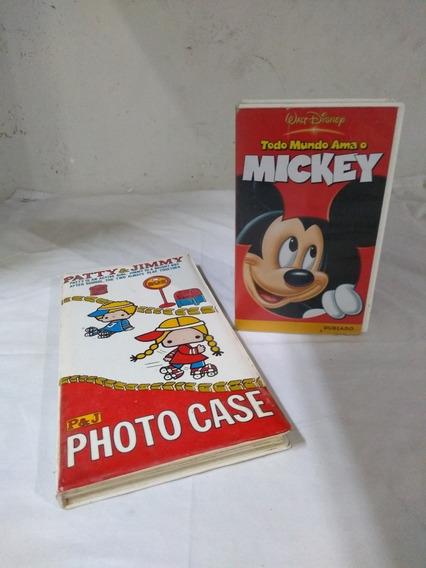 Album De Fotos E Vhs Mikey L54