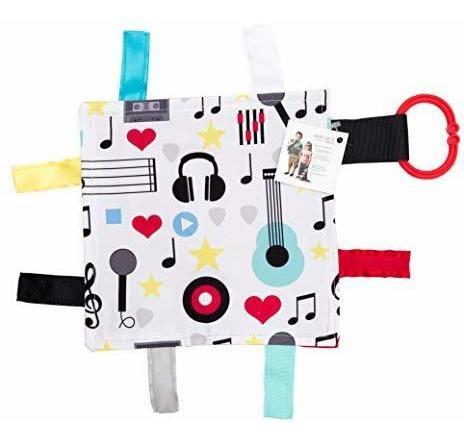 Imagen 1 de 4 de Lovey Manta Para Masticar Diseño De Gato Music