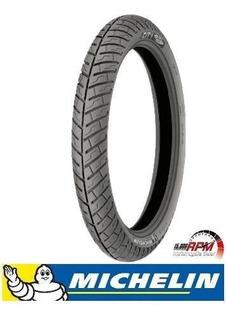 Llanta Para Moto Michelin City Pro 80/90-17 50s Usa Cámara