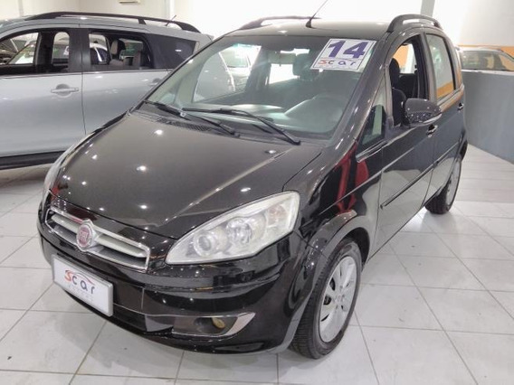 Fiat Idea Attractive 1.4 8v (flex) Flex Manual
