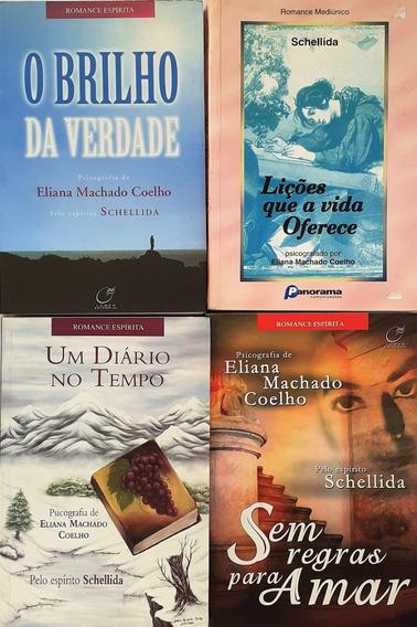 Um Diário No Tempo+o Brilho Da Verdade+ 2 Livros