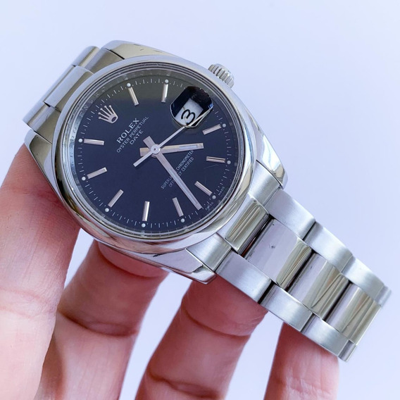 Rolex Oyster Perpetual Date Automático 34mm