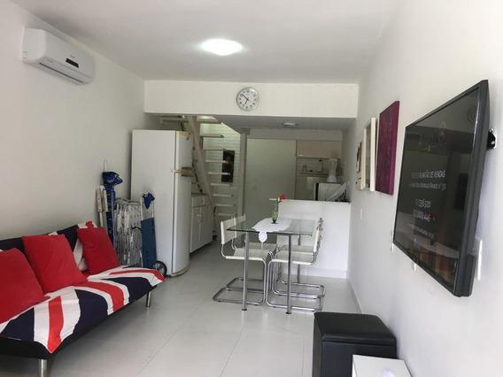 Casa Em Marina Del Rey, Guarujá/sp De 80m² 2 Quartos À Venda Por R$ 550.000,00 - Ca224583