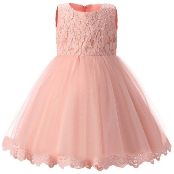 Vestido Festa Infantil Tiara Coroa Princesa Reinado Kit Luxo