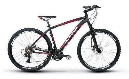 Bicicleta Aro 26 Alfameq Zahav Freios À Disco 21v Promoção