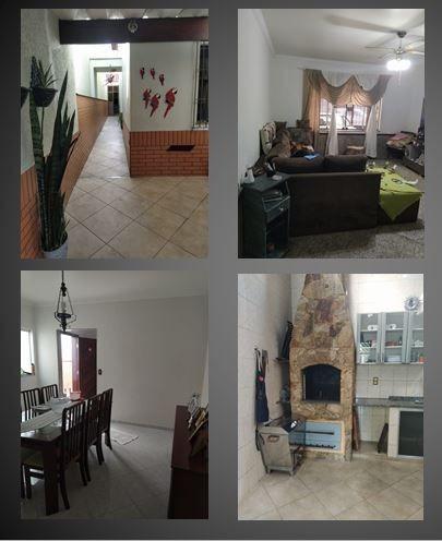 Imagem 1 de 30 de Sobrado Com 3 Dormitórios À Venda, 149 M² Por R$ 480.000,00 - Jardim Oriental - Santo André/sp - So0061
