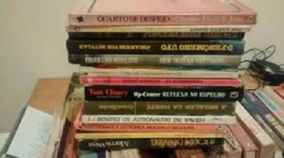 Lote Com 20 Livros,lit Nacional E Estrangeira Poesia Contos