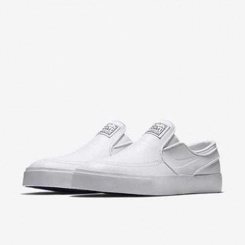 Nike Sb Zoom Stefan Janoski Slip-on Premium Skateboard