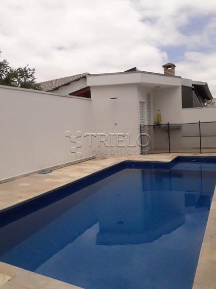 Casa Em Condominio Arua Brisas, 3 Suites, Piscina Aquecida - V-2892