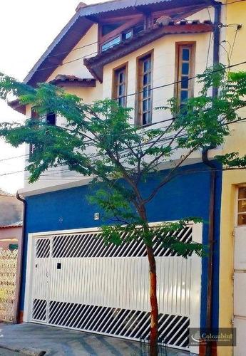 Imagem 1 de 26 de Sobrado À Venda, 270 M² Por R$ 850.000,00 - Santo Antônio - São Caetano Do Sul/sp - So0193