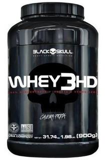 Whey 3hd Black Skull 900g - Baunilha