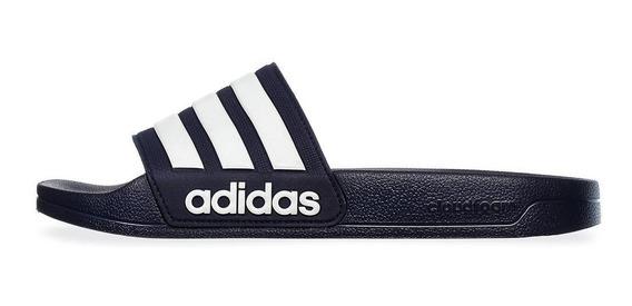 Sandalias adidas Cf Adilette - Aq1703 - Azul Marino - Hombre