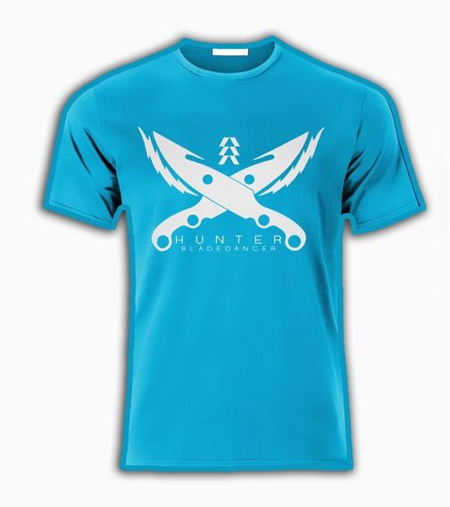Playera O Camiseta Destiny Juego Logo Cuchillos Todas Tallas