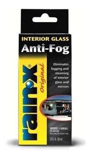 Tratamiento Antiempañante Para Vidrios Espejos Interiores