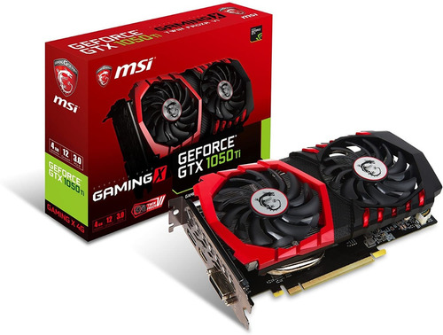 Msi Computer Video Graphic Cards Geforce Gtx 1050 Gaming X