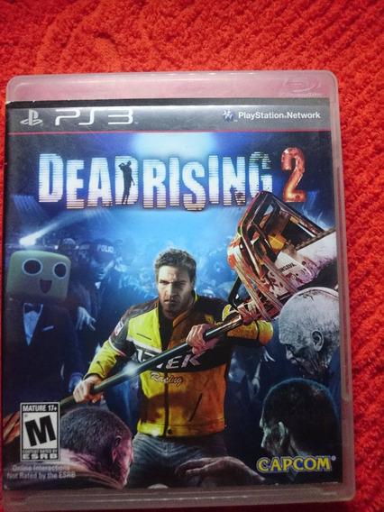 Dead Rising 2 Ps3 Midia Fisica Frete R$10