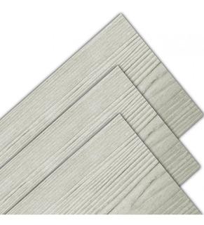 Placa Cementicia Siding Cedar 6 Mm Superboard 3,60x0,2 Textura Simil Madera