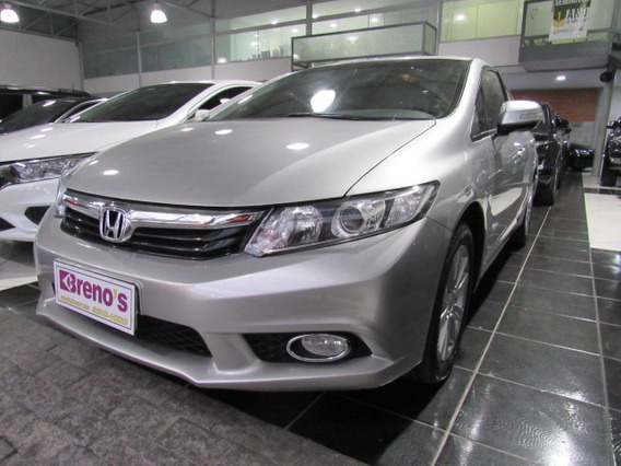 Honda Civic Sedan Lxr 2.0 Flexone 16v Aut. 4p Flex Automát