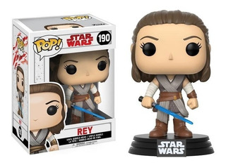 Funko Pop Rey #190 Star Wars Figura Muñeco Disney