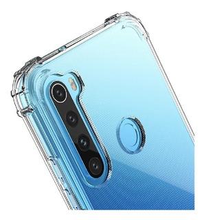 Funda Acrilico Transparente Reforzada Xiaomi Mi Redmi Note 8