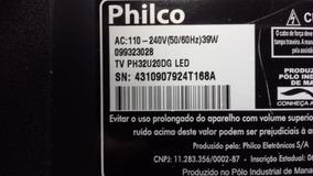 Philco Ph32u20 (peças)